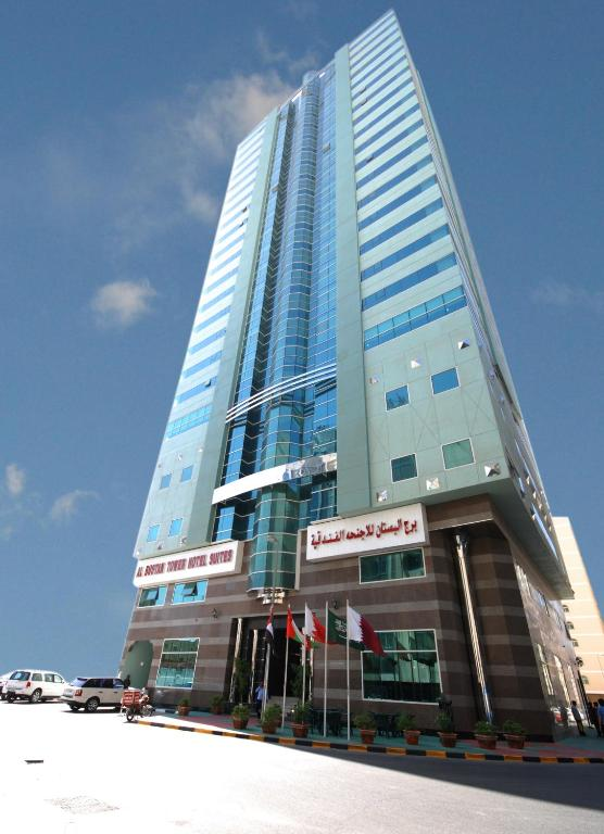 Al Bustan Tower Hotel Suites Sharjah Updated 2018 Prices