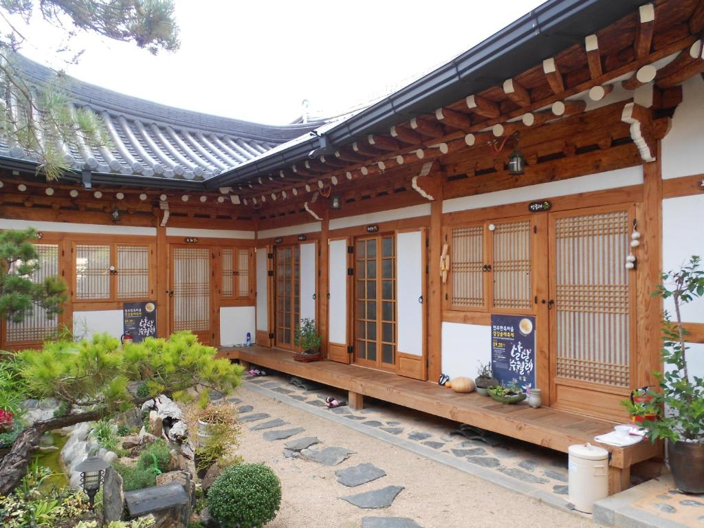 happiness full hanok guesthouse jeonju south korea booking com rh booking com