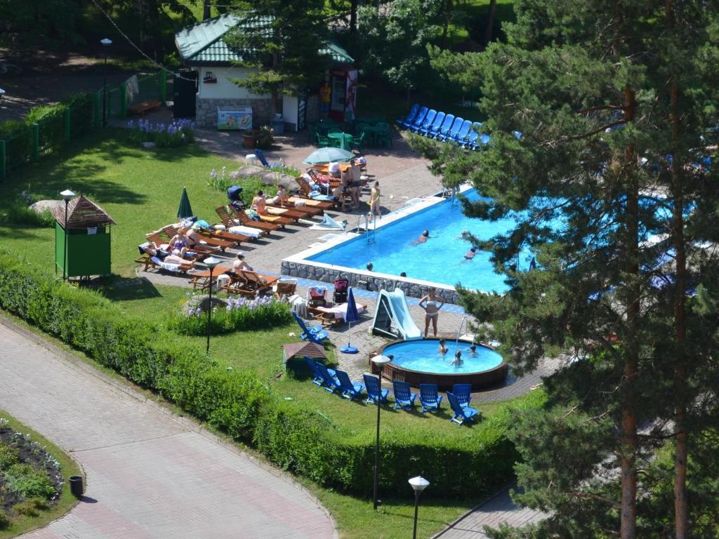 Sanatorium Katun, Belokurikha: description and reviews 66