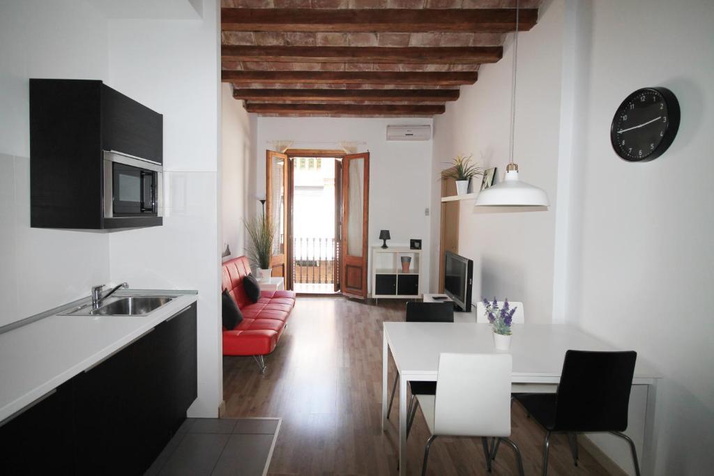 Imagen del Plaza España - Fira Apartment