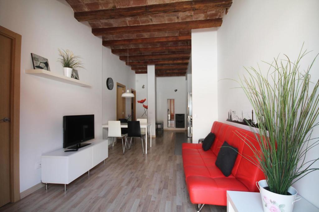 Plaza España - Fira Apartment imagen
