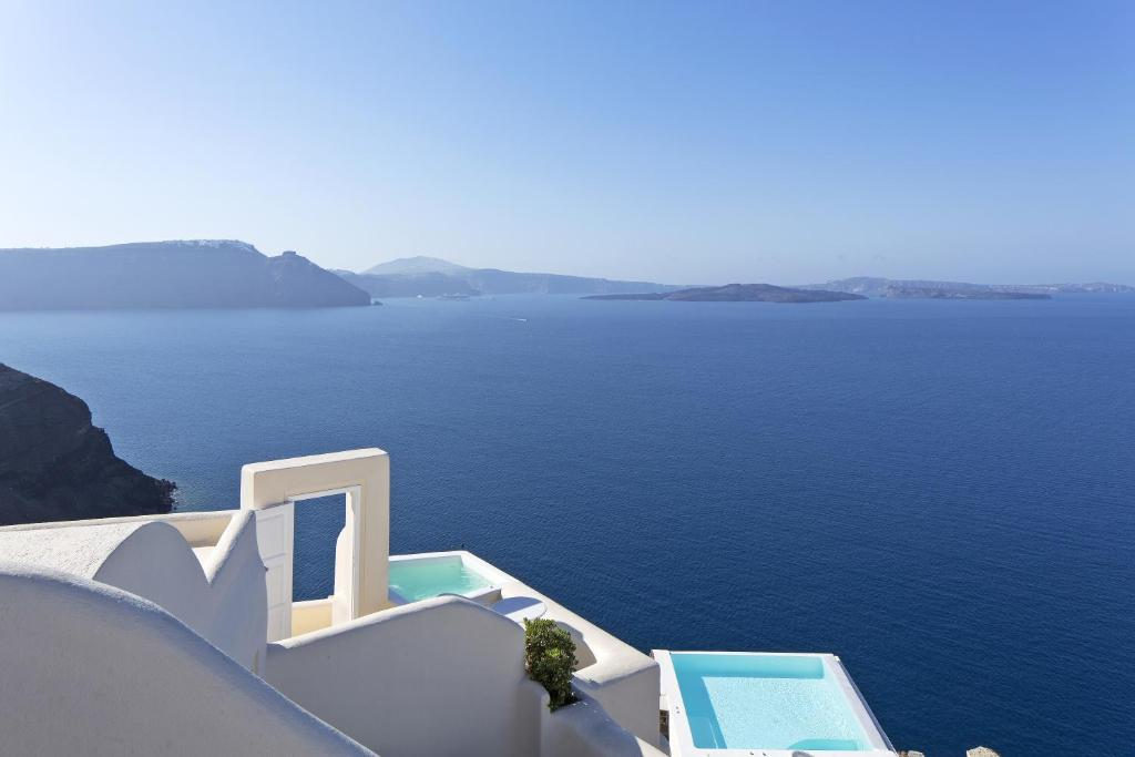 Hotel Canaves Oia Suites Amp Spa O 237 A Greece Booking Com