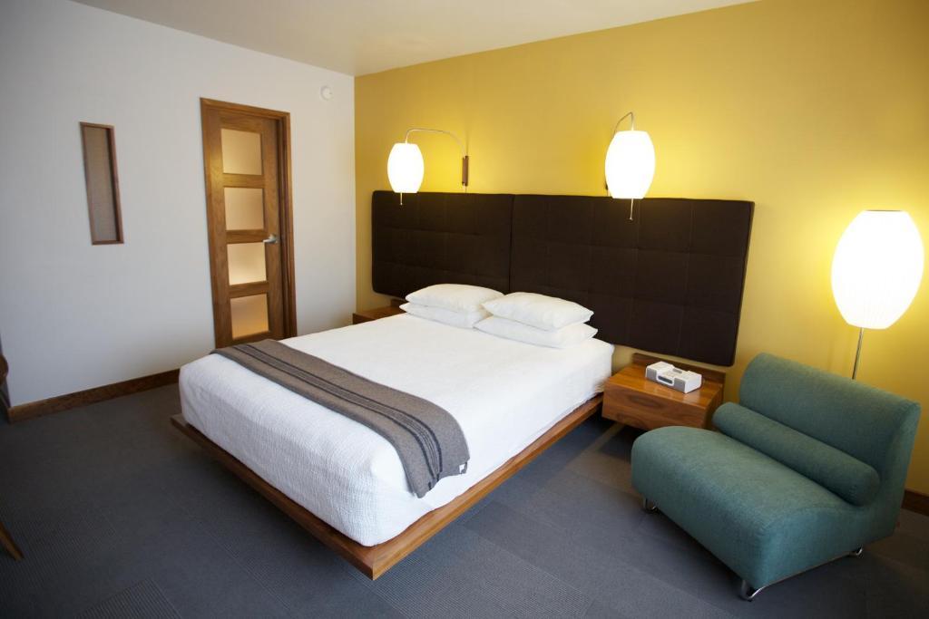 Modern Hotel Rooms modern hotel, boise, id - booking