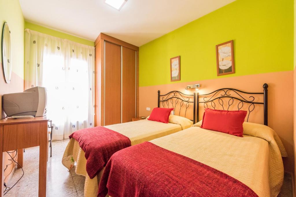 Hostal Arkanta, Arganda del Rey – Precios actualizados 2018