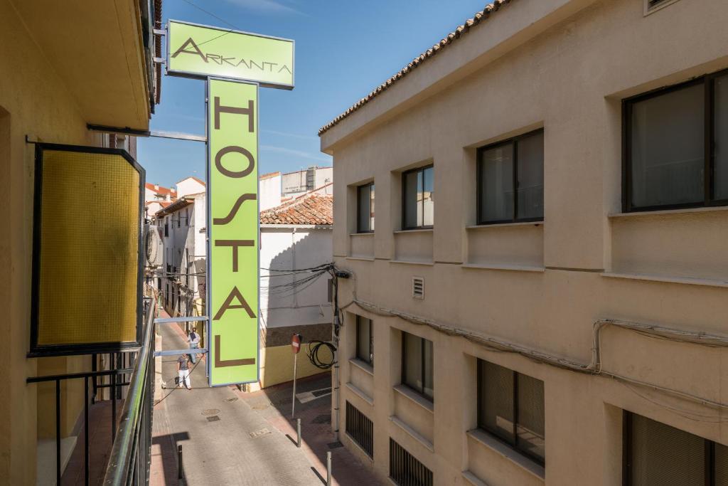 Hostal Arkanta, Arganda del Rey – Preus actualitzats 2019