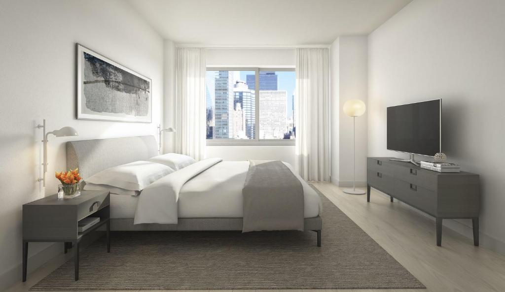 Aparthotel AKA United Nations New York USA Bookingcom - Apartment style hotels nyc