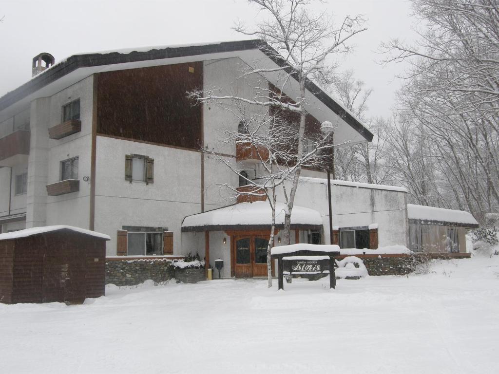 Olga snow ameri ichinose