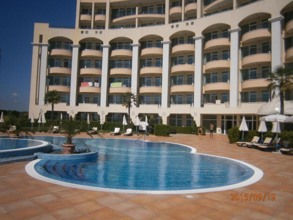 Апартамент Private at Sunset Resort Pomorie - Поморие
