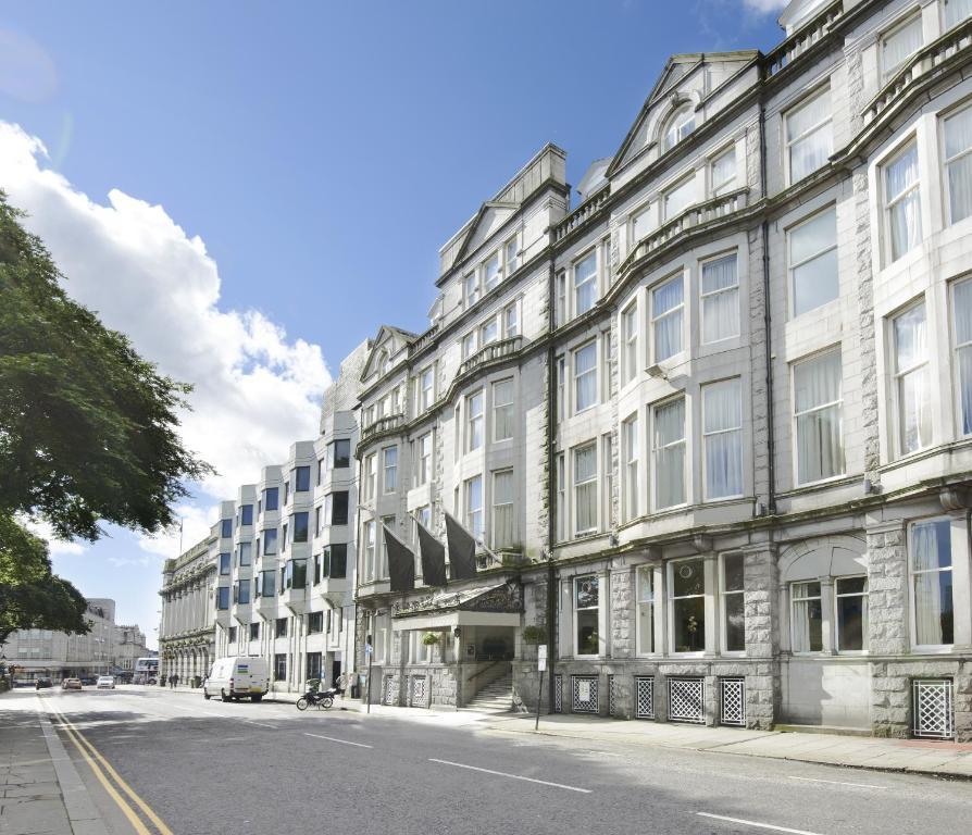 Mercure Aberdeen Caledonian Hotel  Uk