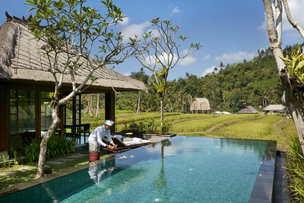 Resort Mandapa, A Ritz-Carlton Reserve, Ubud, Indonesia ...