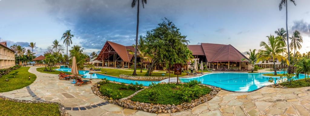 Amani tiwi beach resort-Diani
