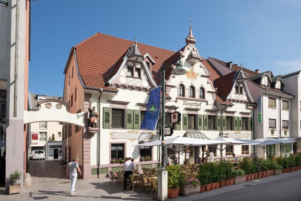 Hotel Meyerhof Deutschland Lorrach Booking Com