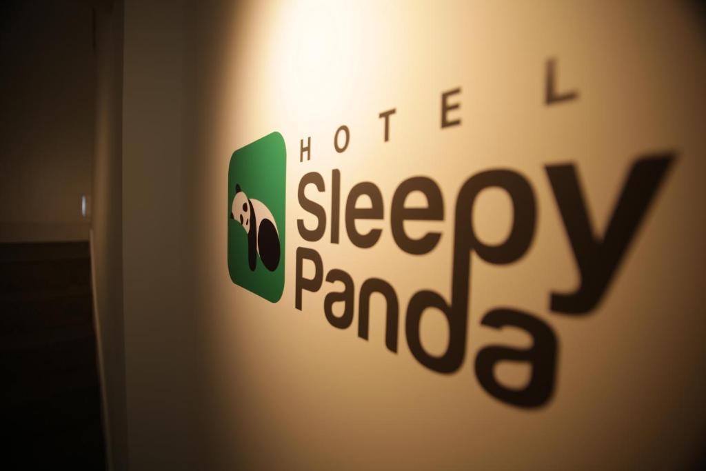 A certificate, award, sign, or other document on display at Hotel Sleepy Panda Streamwalk Seoul Jongno