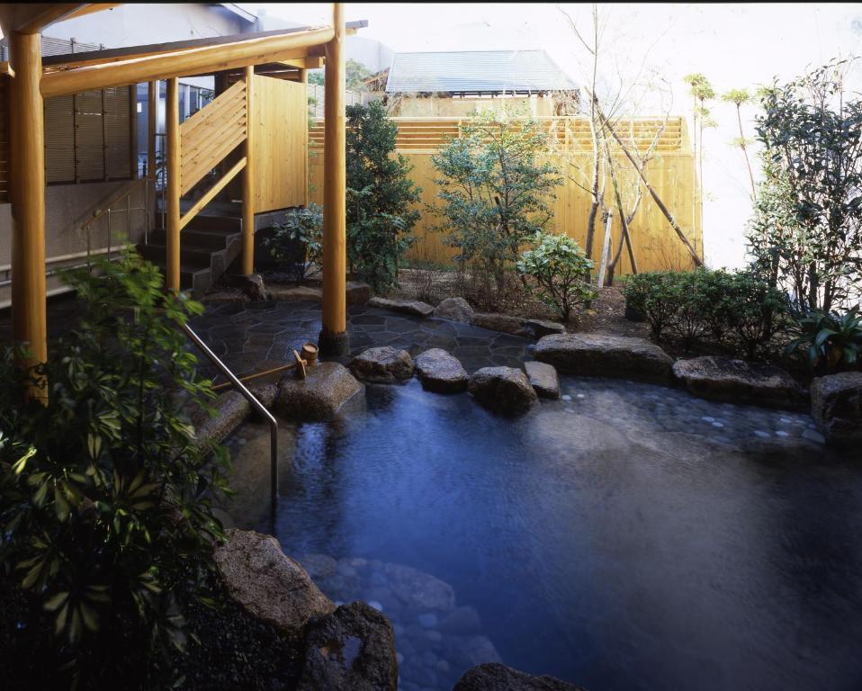 ポイント3.外にも素敵な温泉がいっぱい外湯めぐり
