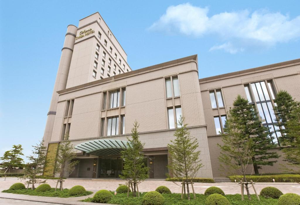 「オークラ千葉ホテル(千葉県千葉市中央区中央港1-13-3)」の画像検索結果