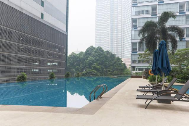 Marc Residence Klcc  Kuala Lumpur  Malaysia