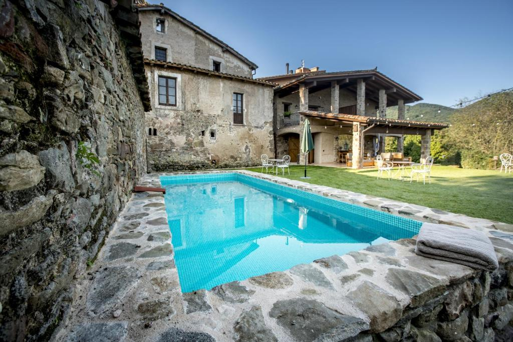 hotels with  charm in la vall de bianya  2