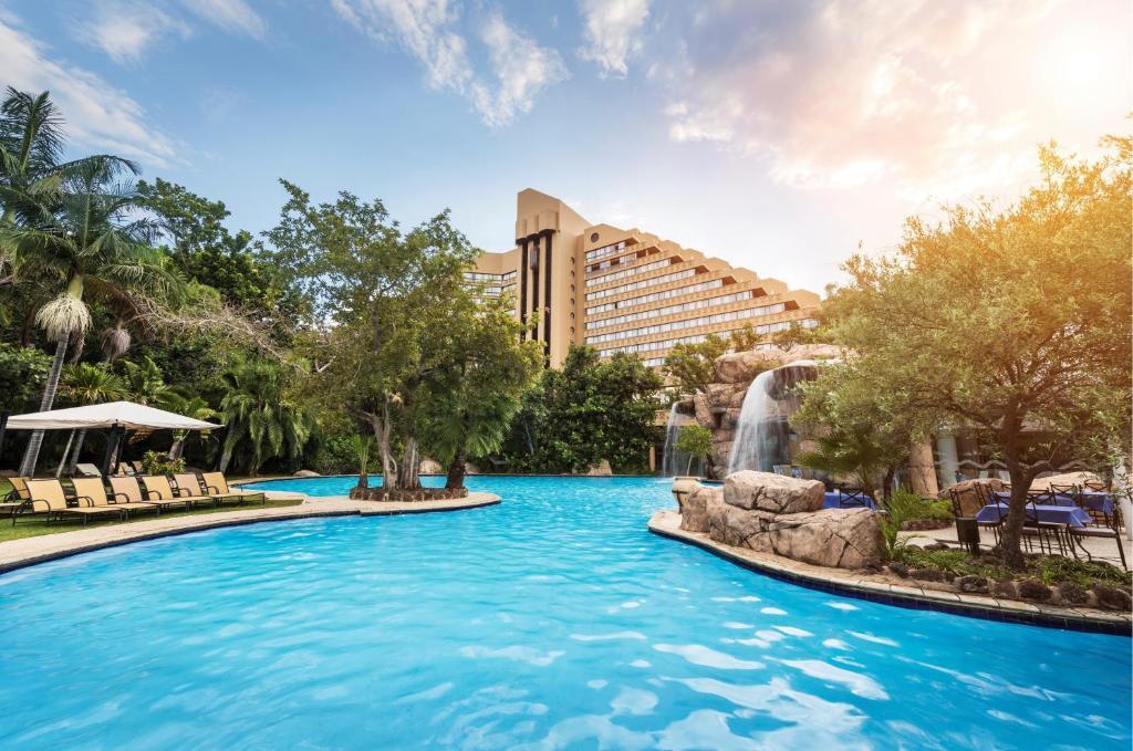 Cascades Hotel Sun City South Africa Booking Com