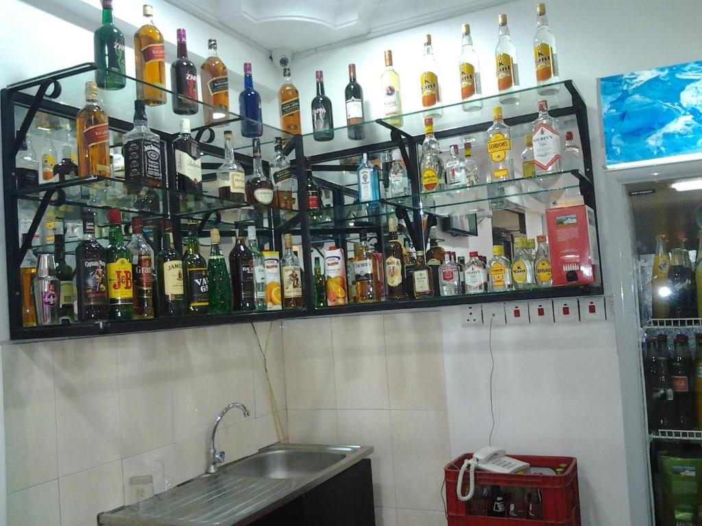 There are many hot nightlife spots around Arusha.