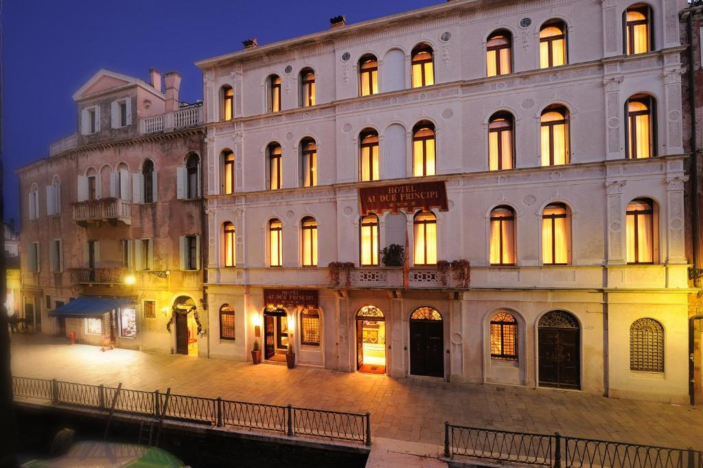 Hotel Ai Due Principi Venice Booking