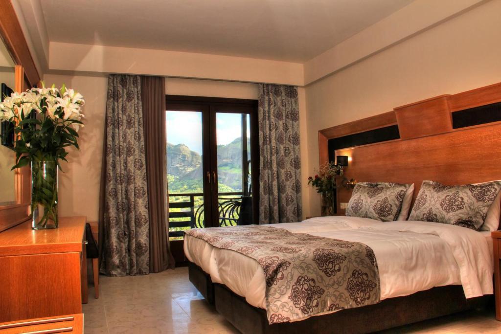 Grand Meteora Hotel Kalabaka Updated 2019 Prices