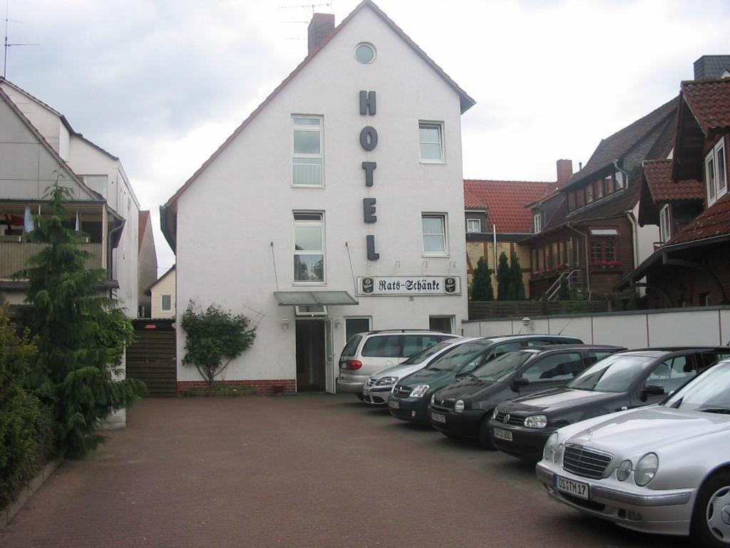 Ratsschänke - Hotel Garni (Deutschland Gifhorn) - Booking.com