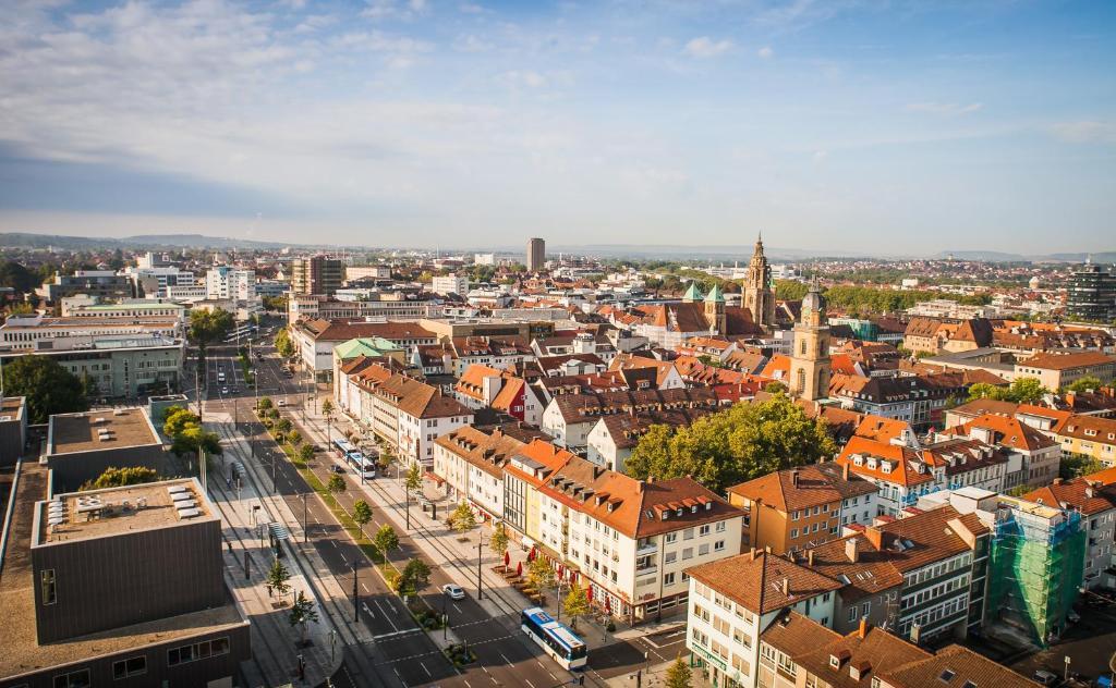 City Hotel Garni Deutschland Heilbronn