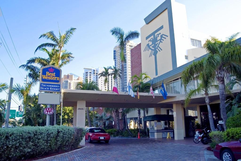 Days Hotel Thunderbird Beach Resort Sunny Isles Updated 2018 Prices