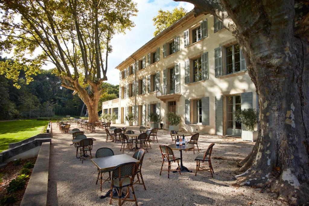 Domaine Chateau Roubine Restaurant