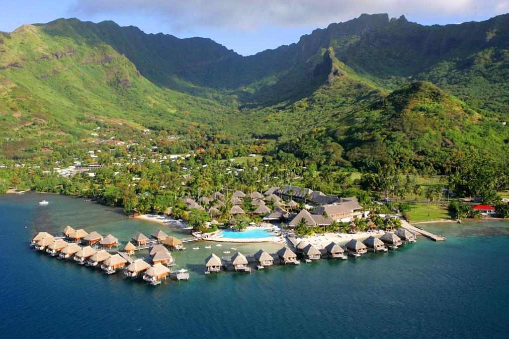 Manava Beach Resort Amp Spa Moorea Maharepa French