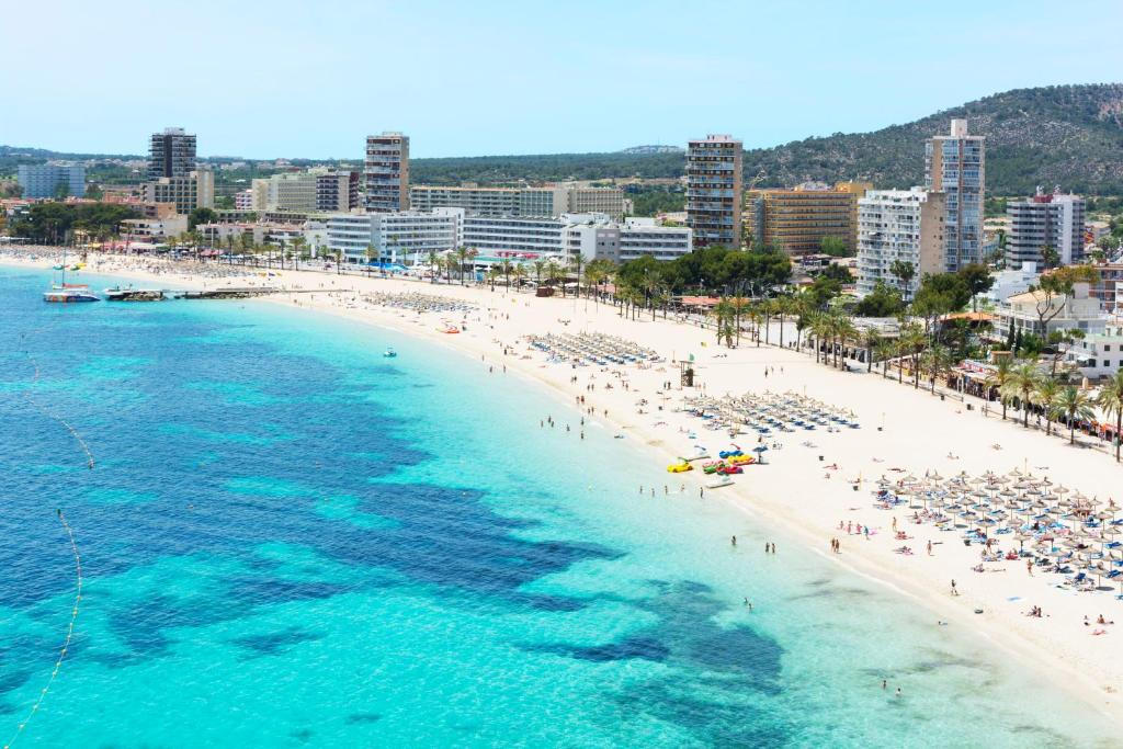 HSM Sandalo Beach Magaluf Updated 2018 Prices