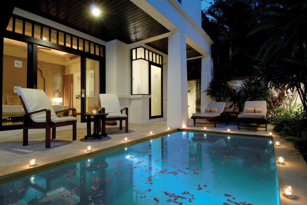 Melati Beach Resort & Spa (thailand Choeng Mon Beach) - Booking.com Spa Und Wellness Zentren Kreative Architektur
