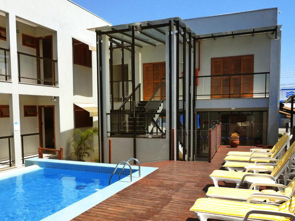 The swimming pool at or near CLH Suites Bonito