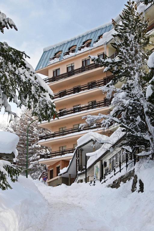 Hotel la terrazza sauze d'oulx italy booking com
