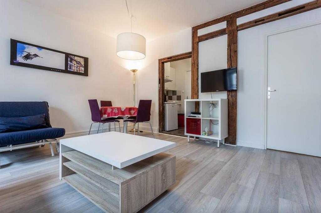 Typique appartement sur les quais frankreich straßburg booking.com