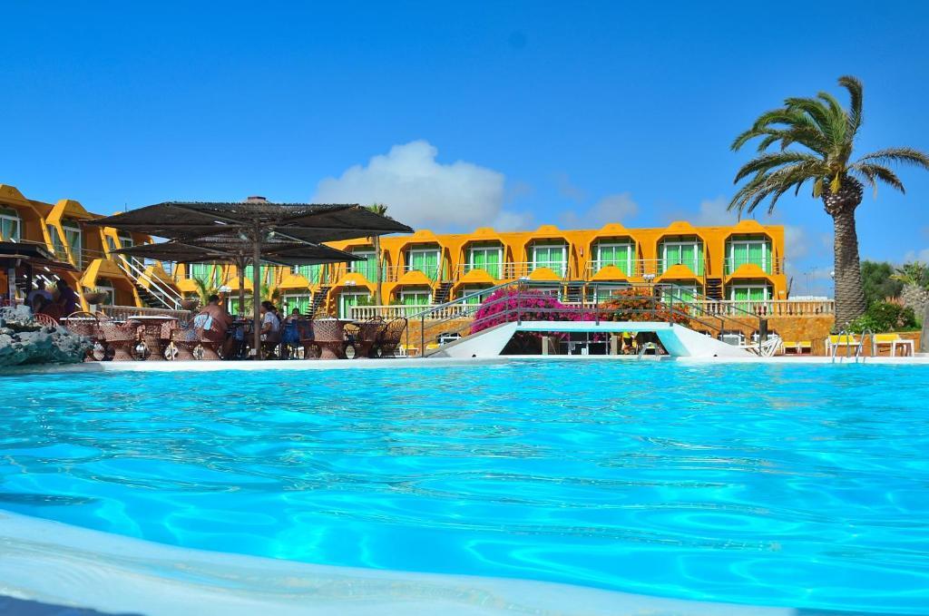 Apartments In Teguitar Fuerteventura
