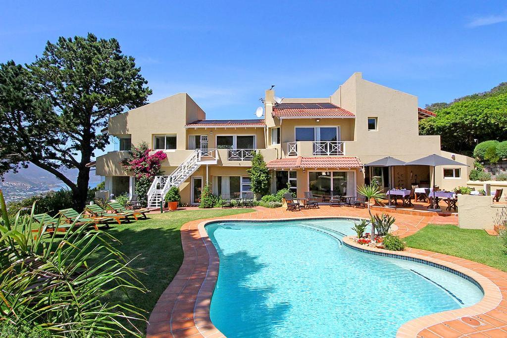 Villa Zuid Afrika : Villa montebello zuid afrika hout baai booking