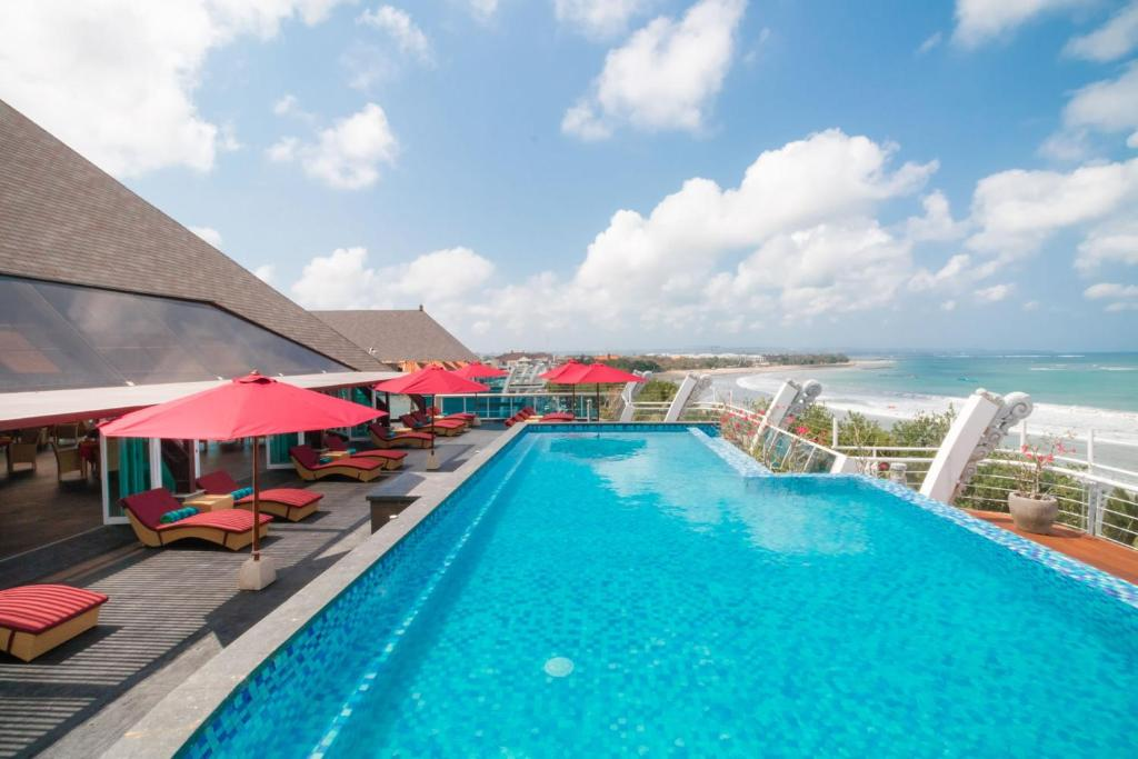 Kutabex Beachfront Hotel Reserve Now Gallery Image Of This Property