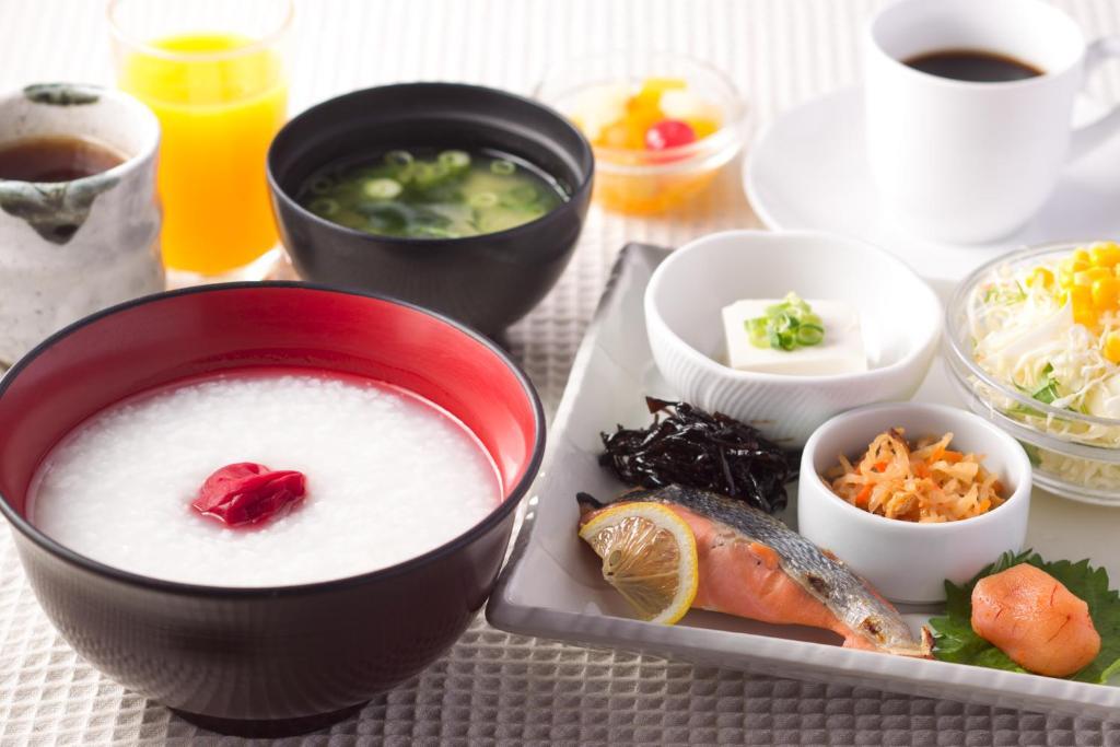 ポイント3.栄養満点でお腹いっぱい!選べる朝ごはん