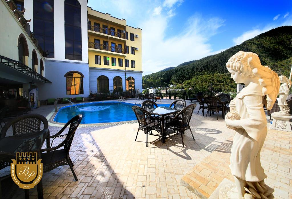 Borjomi Palace Health & Spa Center Hotel