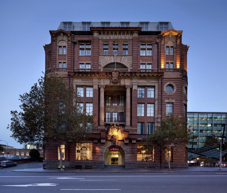 Condo Hotel Adina Sydney Central, Australia - Booking.com
