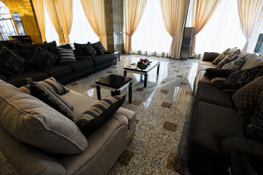 Sara Palace Hotel Apartments Kuwait