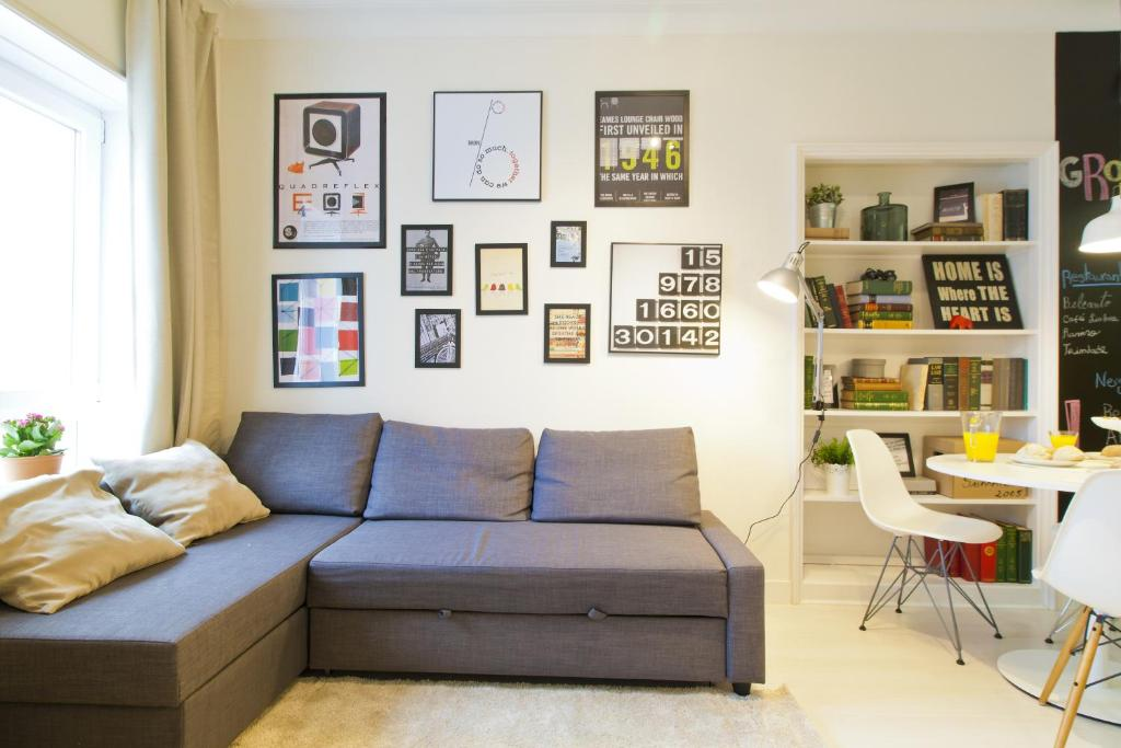 Appartement chiado s poetry studio apart portugal for Apart hotel lisbonne