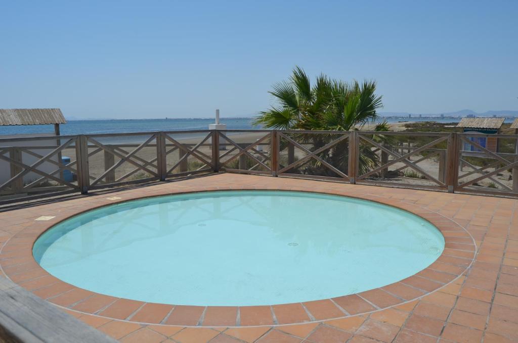 Apartment arenales del mar menor 6308 la manga del mar for Piscina la almudena