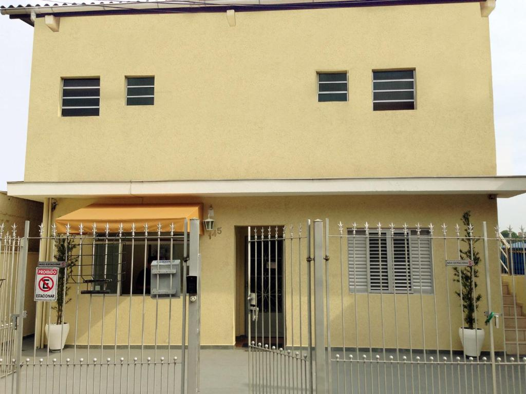 Nearby hotel : Residence Barueri