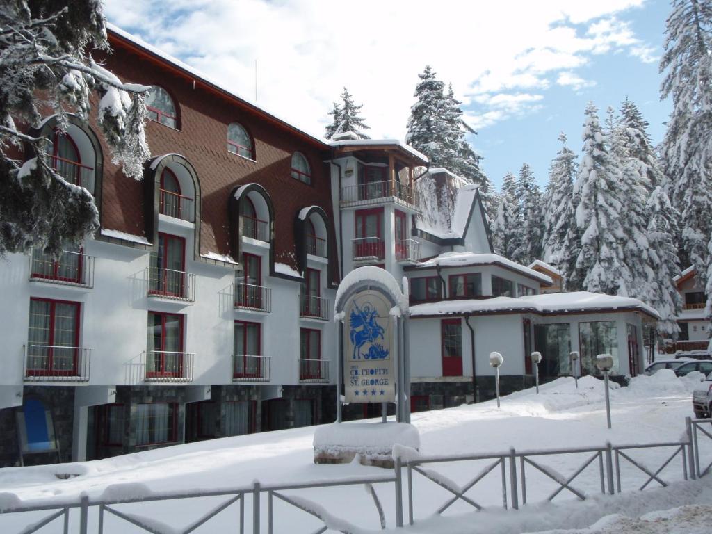 Хотел Свети Георги Боровец - Боровец