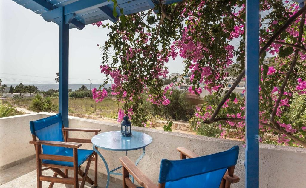 Апартаменты в остров Ставрос на море