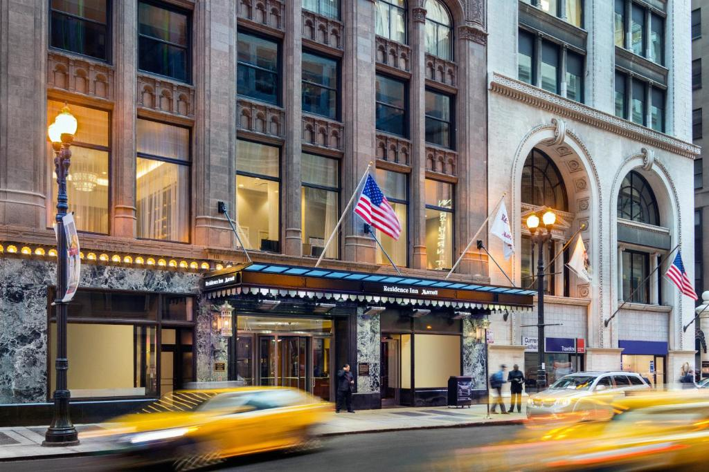 Residence Inn By Marriott Chicago Il Booking Com