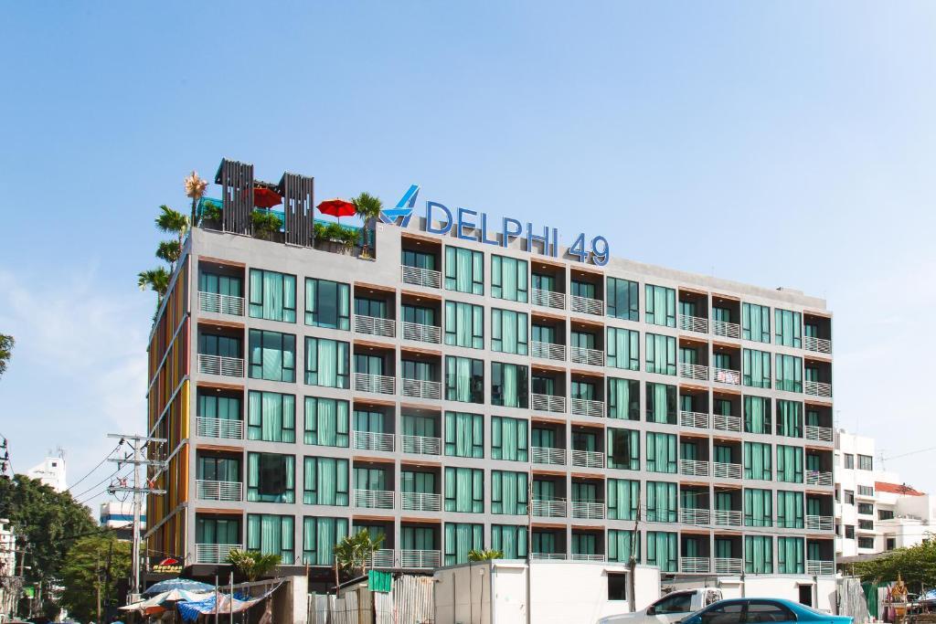 Adelphi Forty-Nine Сукхумвит - один из лучших отелей