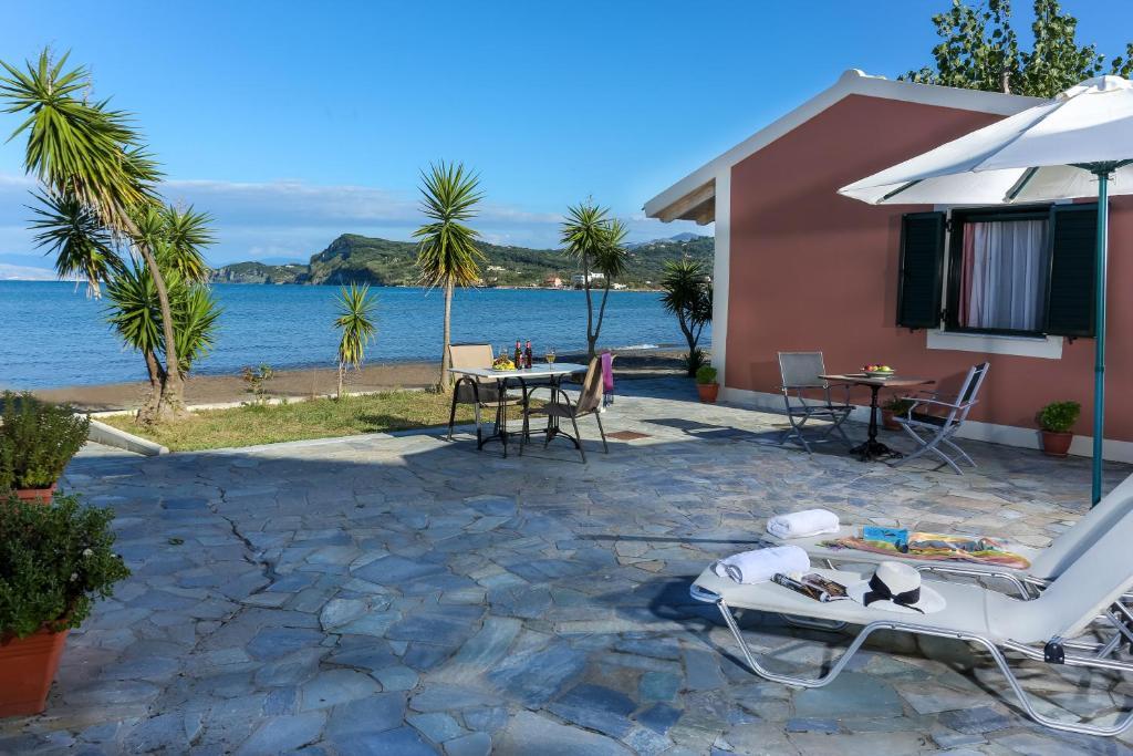 Рыбацкий домик в остров Катерини
